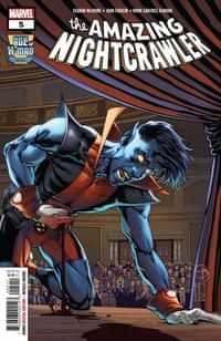 Age of X-Man Amazing Nightcrawler #5