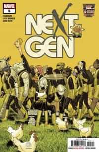 Age of X-Man Nextgen #5