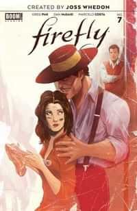 Firefly #7 CVR A