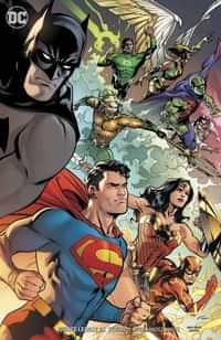 Justice League #26 CVR B