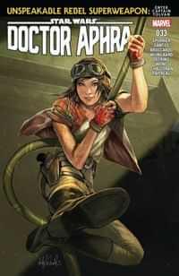 Star Wars Doctor Aphra #33