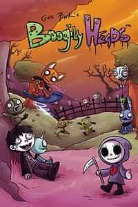 Boogily Heads #1