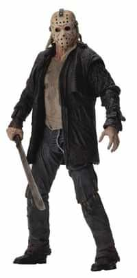 Friday the 13th AF 2009 Jason Ultimate 7inch