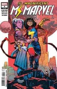 Magnificent Ms Marvel #4