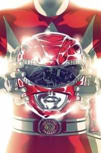 Mighty Morphin Power Rangers #41 CVR B Foil Montes