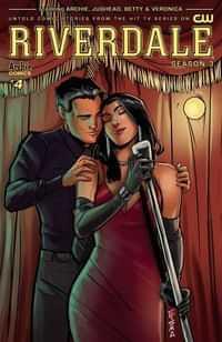 Riverdale Season 3 #4 CVR B Eisma