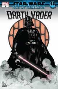 Star Wars Age of Republic One-Shot Darth Vader