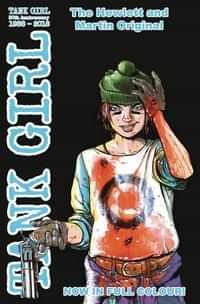 Tank Girl Full Color Classics #4 1991-92 CVR A Hewlett