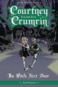 Courtney Crumrin TP Witch Next Door