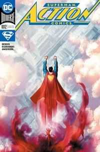 Action Comics #1012 CVR A