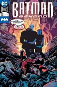 Batman Beyond #33 CVR A