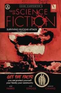 Carpenter Tales Sci Fi Nuclear Attack #1