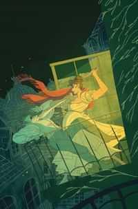 Buffy the Vampire Slayer #6 CVR C Sharpe
