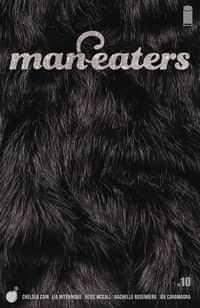 Man-Eaters #10 CVR A