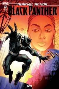 Marvel Action Black Panther #2