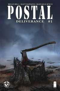 Postal Deliverance #1 CVR A Sejic