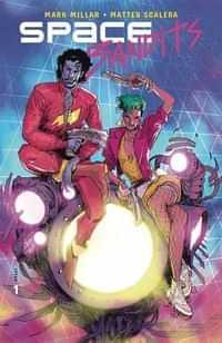Space Bandits #1 CVR E Pichelli