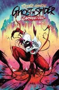 Spider-Gwen Ghost Spider #10 Variant Coello Carnage-ized