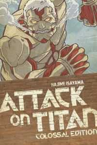 Attack On Titan GN Colossal Edition V3