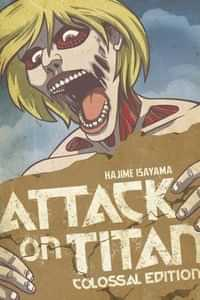 Attack On Titan GN Colossal Edition V4