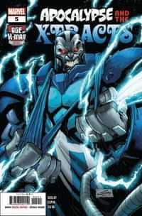 Age of X-Man Apocalypse and X-Tracts #5