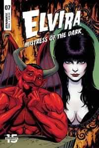 Elvira Mistress of Dark #7 CVR B Cermak