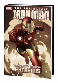 Iron Man HC Extremis Marvel Select Edition