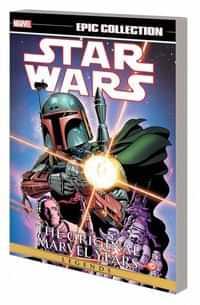 Star Wars TP Legends Epic Collection Original Marvel Years V4