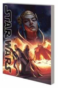 Star Wars TP V11 Scourging of Shu-torun