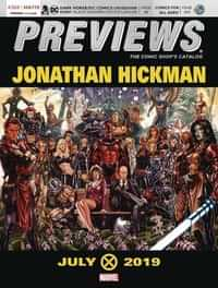 Previews 2019 July