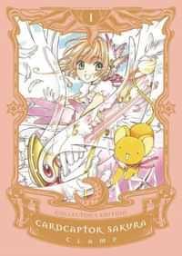 Cardcaptor Sakura HC Collected Edition V1