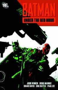 Batman TP Under the Red Hood