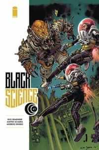 Black Science #41 CVR B Gi