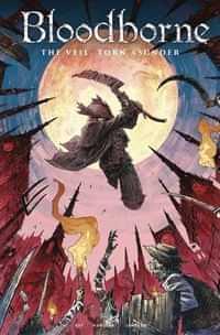 Bloodborne #13 CVR A Stokely