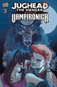 Jughead Hunger Vs Vampironica #3 CVR A Kennedy