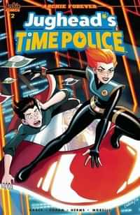 Jughead Time Police #2 CVR A Charm