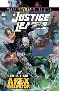 Justice League #28 CVR A