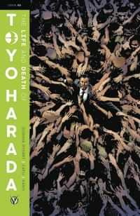 Life and Death of Toyo Harada #5 CVR A Guice