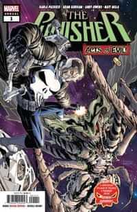 Punisher V12 Annual