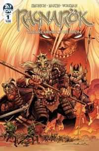 Ragnarok Breaking Of Helheim #1