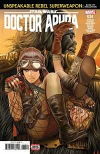 Star Wars Doctor Aphra #34