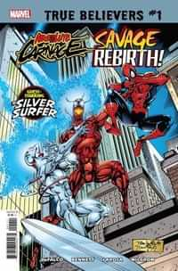 True Believers One-Shot Absolute Carnage Savage Rebirth