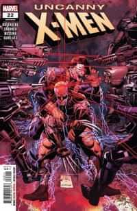 Uncanny X-Men #22