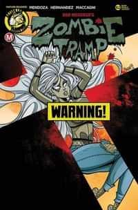 Zombie Tramp #62 CVR B Maccagni Risque