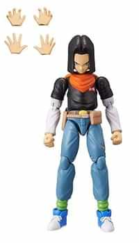 Dragonball Super Dragon Stars AF Android 17