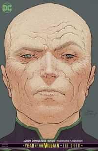 Action Comics #1013 CVR B Card Stock