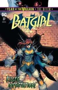 Batgirl #37 CVR A