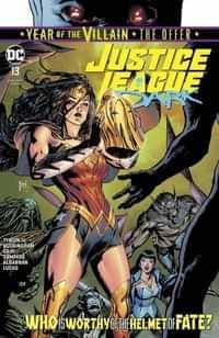 Justice League Dark #13 CVR A