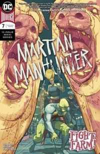 Martian Manhunter #7 CVR A