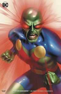 Martian Manhunter #7 CVR B